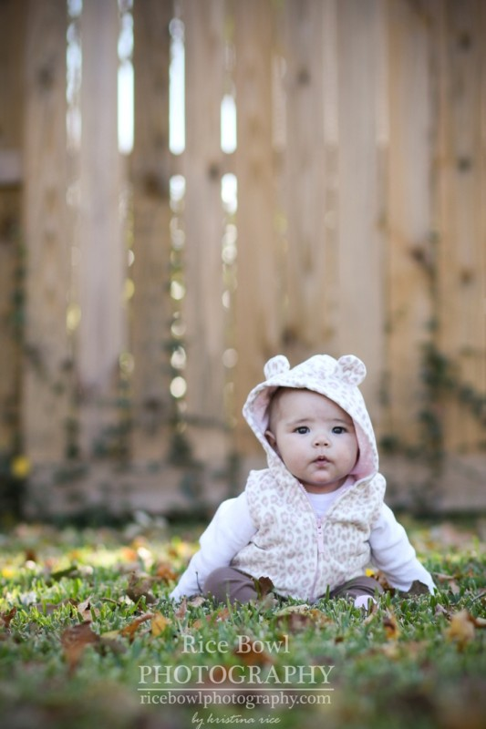 Clear Lake Baby Photographer