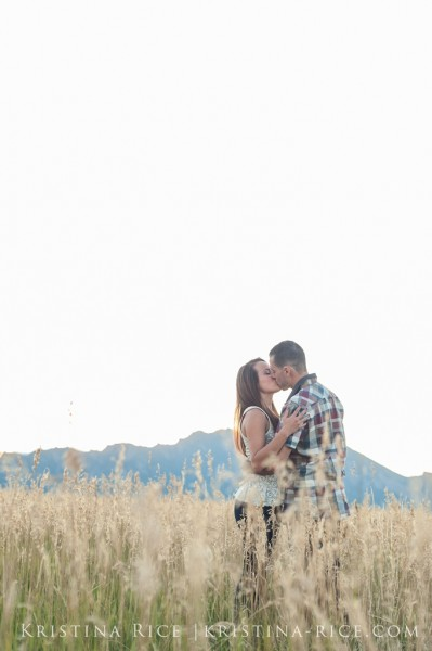 Olde Town Arvada Engagement Session